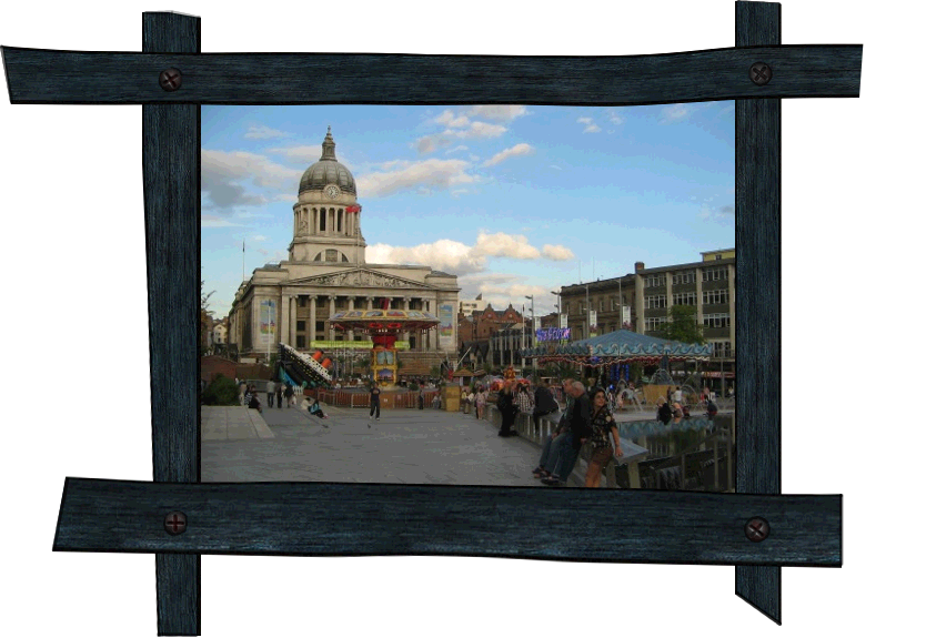 Photographie de Nottingham